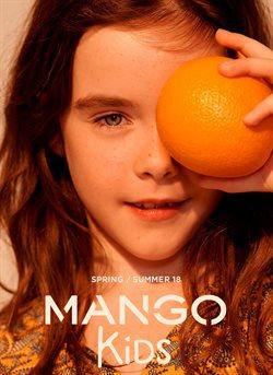 Promos de Mango dans le dépliant à Genk