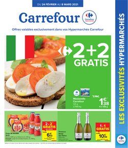 Carrefour coupon ( 9 jours de plus )
