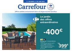 Promos de Carrefour dans le dépliant à Carrefour ( 9 jours de plus)
