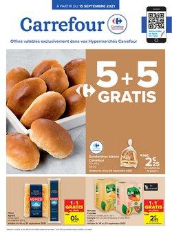 Carrefour coupon ( 6 jours de plus)