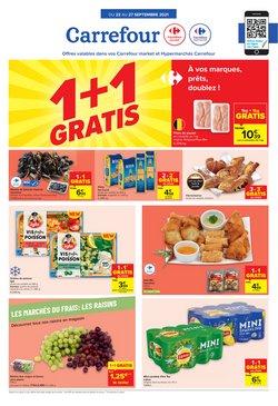 Promos de Carrefour dans le dépliant à Carrefour ( 6 jours de plus)