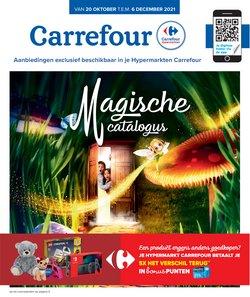 Promos de Carrefour dans le dépliant à Carrefour ( Plus d'un mois)
