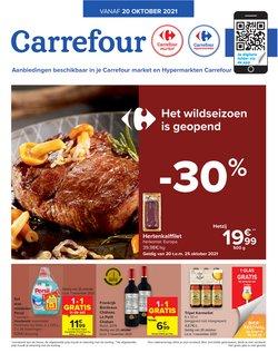 Promos de Carrefour dans le dépliant à Carrefour ( 8 jours de plus)