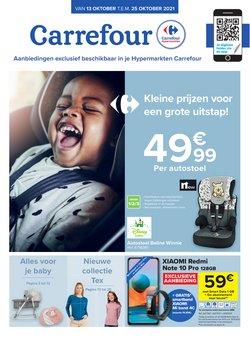 Promos de Carrefour dans le dépliant à Carrefour ( Expire aujourd'hui)