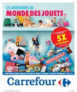 Promos de Carrefour dans le dépliant à Anvers