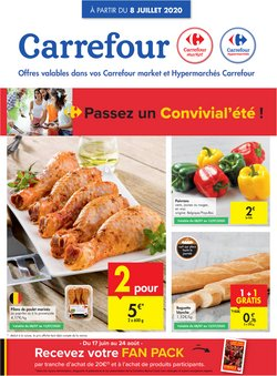 Carrefour coupon ( Expire demain )