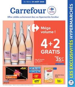 Promos de Supermarchés dans le prospectus de Carrefour à Louvain ( Publié il y a 3 jours )