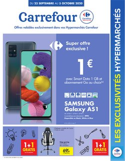 Carrefour coupon ( 4 jours de plus )