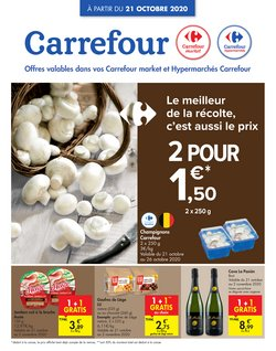 Carrefour coupon ( Publié hier)