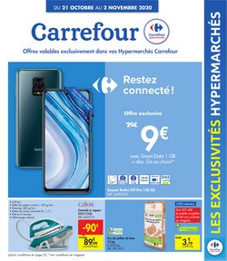 Carrefour coupon ( 8 jours de plus)
