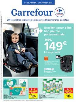 Promos de Supermarchés dans le prospectus à Carrefour ( Publié il y a 2 jours )
