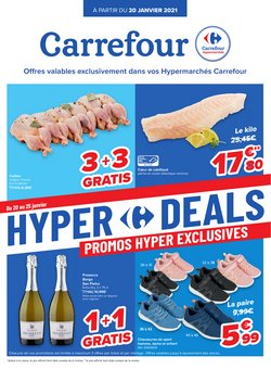 Carrefour coupon ( Expire aujourd'hui )