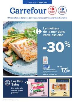 Carrefour Market coupon à La Louvière ( Expire aujourd'hui )