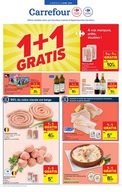 Carrefour Market coupon ( 6 jours de plus )