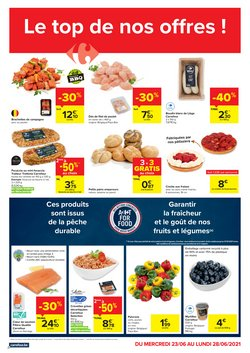 Promos de Carrefour Market dans le dépliant à Carrefour Market ( 7 jours de plus)