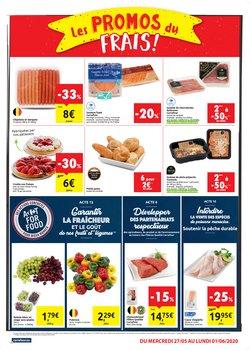 Carrefour Market coupon ( Expire aujourd'hui )