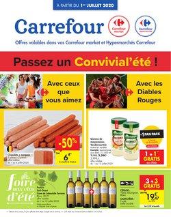 Carrefour Market coupon à Bruxelles ( Publié il y a 3 jours )