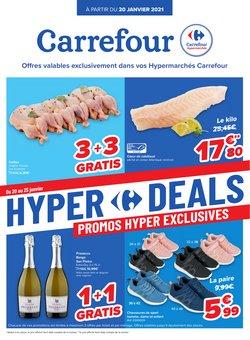 Carrefour Market coupon à La Louvière ( Expiré )