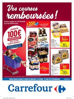 Promos de Carrefour Express dans le dépliant à Louvain