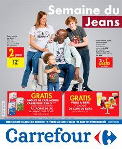 Carrefour Express coupon à Bruxelles ( 5 jours de plus )