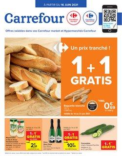 Promos de Carrefour Drive dans le dépliant à Carrefour Drive ( 4 jours de plus)