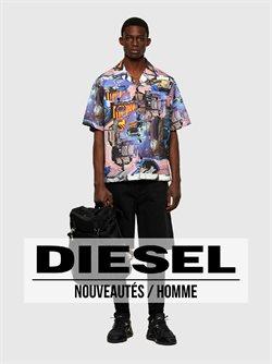 Promos de Vêtements, Chaussures et Accessoires dans le dépliant à Diesel ( 2 jours de plus)
