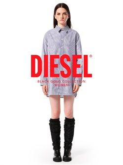Promos de Vetêment, chaussures et bijoux dans le dépliant de Diesel à Bruxelles