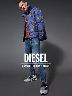 Promos de Diesel dans le dépliant à Bruxelles