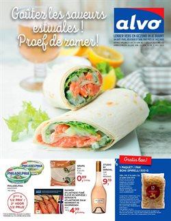 Promos de Supermarchés dans le dépliant de Alvo à Louvain