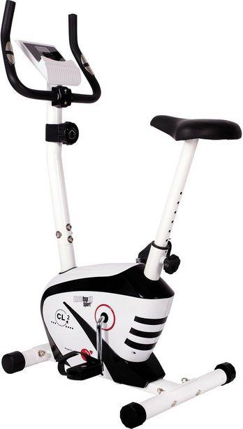 Vélo d'appartement CHRISTOPEIT CL-2 offre à 219,99€
