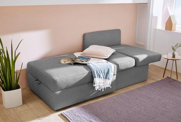 Canapé-lit 1 personne offre à 299,97€