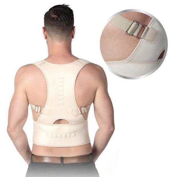 Bandage correcteur de posture offre à 23,97€