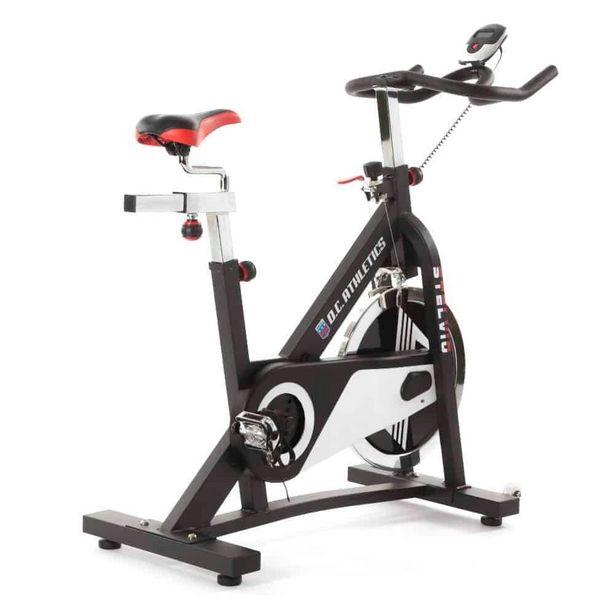 Vélo de spinning Stelvio DC ATHLETICS offre à 669,99€