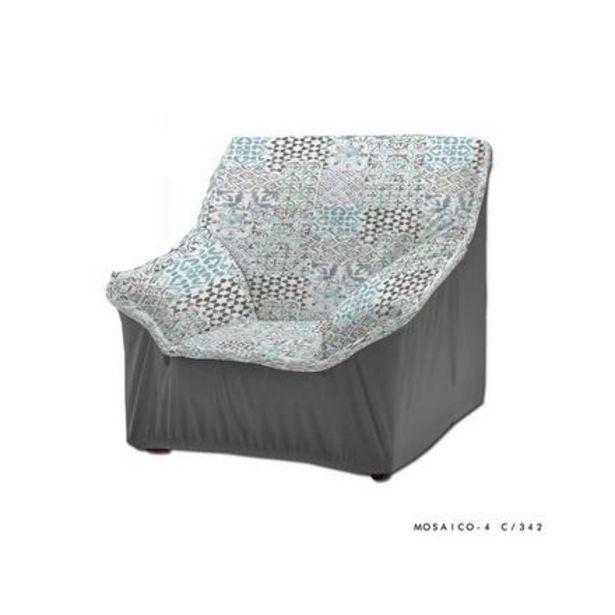 Housse de fauteuil Mosaico offre à 20,04€
