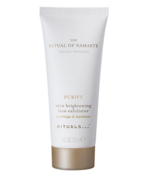 Skin Brightening Face Exfoliator 30ml offre à 4,9€