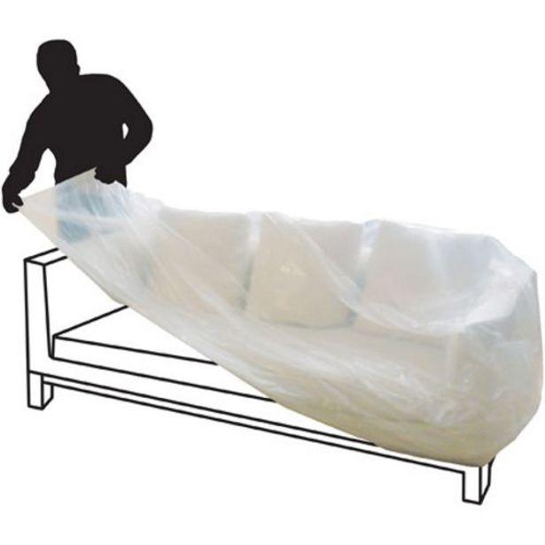 Housse de protection pour canapé Pack & move offre à 7,99€