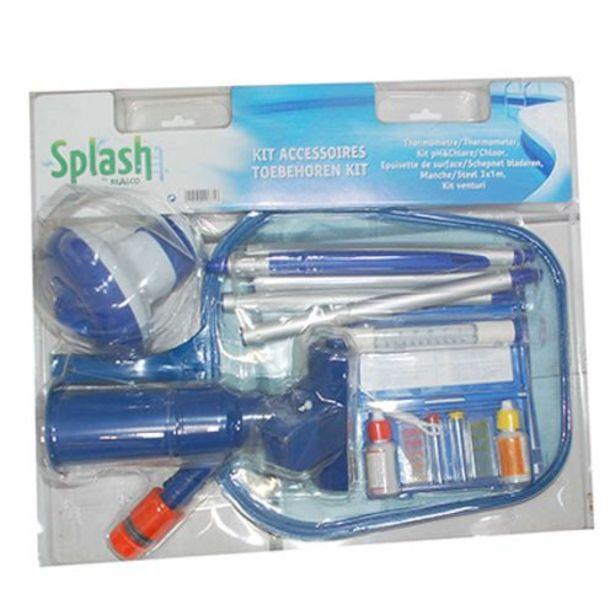 Kit accessoires de base Realco 'Splash' offre à 41,99€