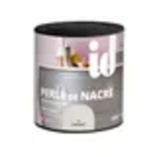 Peinture pour meuble ID Perle de nacre diamant 500ml offre à 24,99€