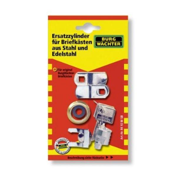 Cylindre de rechange pour boîte aux lettres Burg offre à 15,99€