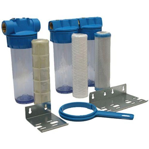 Filtre Apic pour eau de pluie offre à 169€