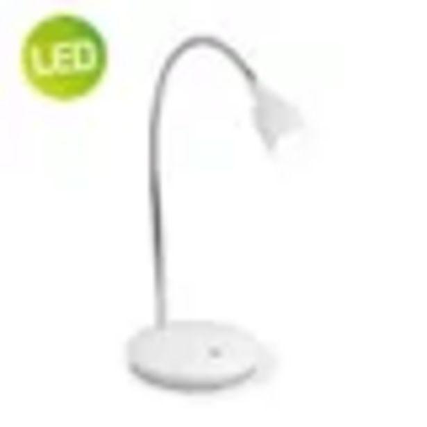 Lampe de bureau Home Sweet Home 'Flexy' blanc 2,5W offre à 28,99€