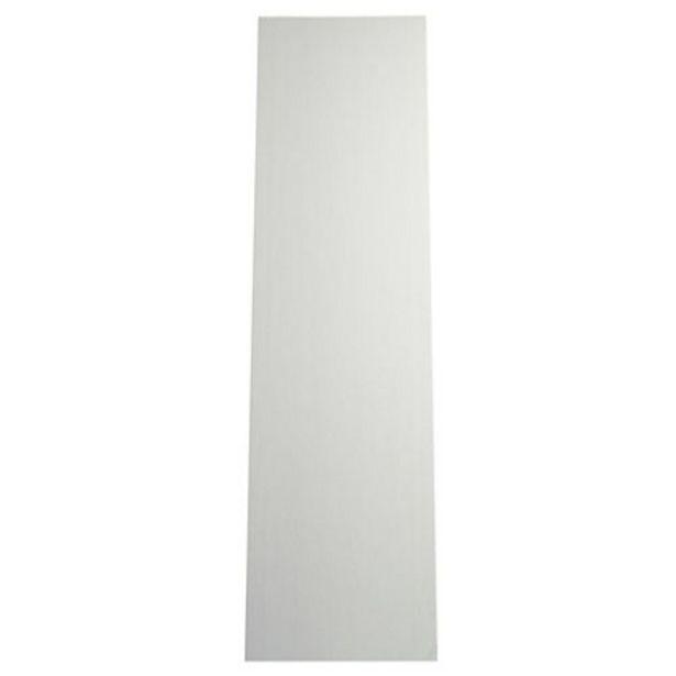 Plaque de plâtre Siniat 'HRAK' 260 x 60 cm x 9,5 mm offre à 3,4€