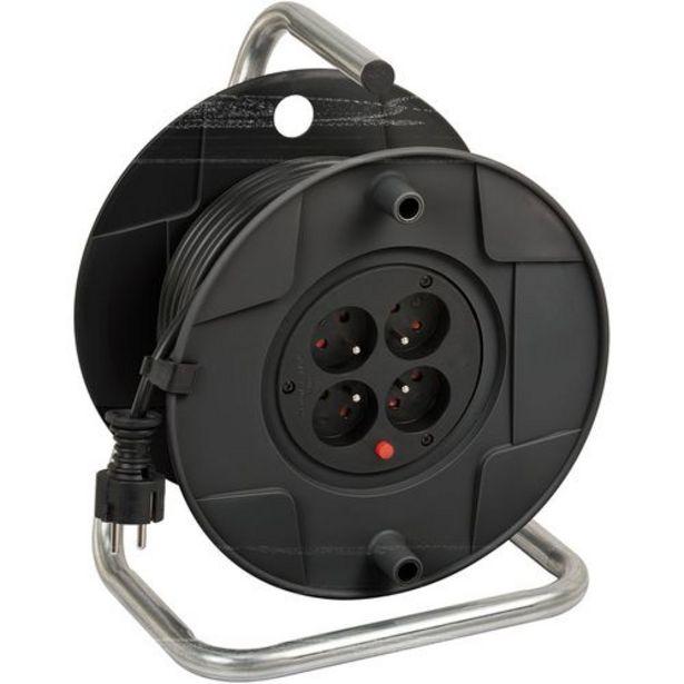 Enrouleur de câble Brennenstuhl Garant AK260 40m H05VV-F3 G1,5 offre à 54,99€
