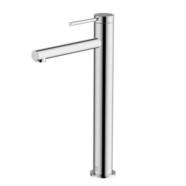 Mitigeur de lavabo à bec haut AquaVive Sele chrome offre à 89€