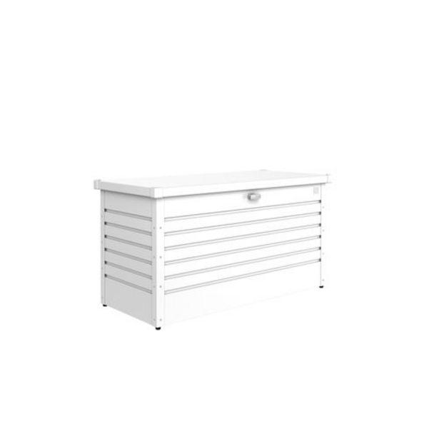 Coffre de Jardin Biohort Hobby 130 blanc 62x134cm offre à 373,15€