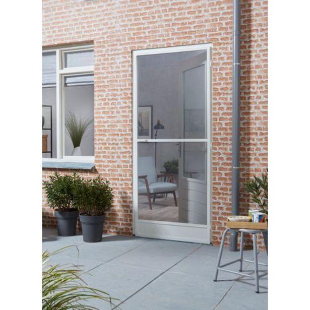 Moustiquaire de porte CanDo Comfort blanche 100x235cm offre à 91,2€