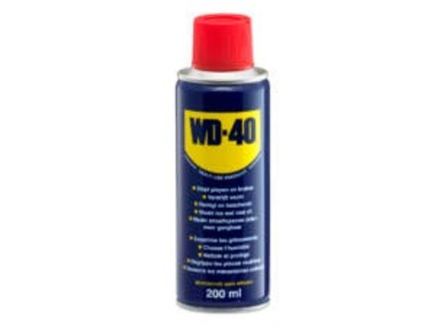 WD-40 multispray 200ml offre à 3,99€