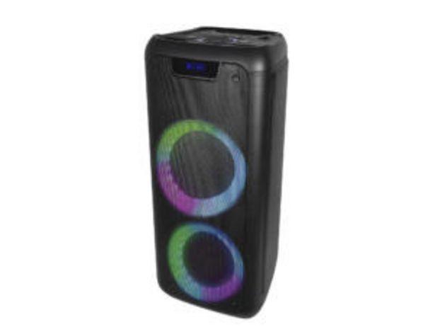 Denver Party Speaker BPS-350NR enceinte  offre à 89€