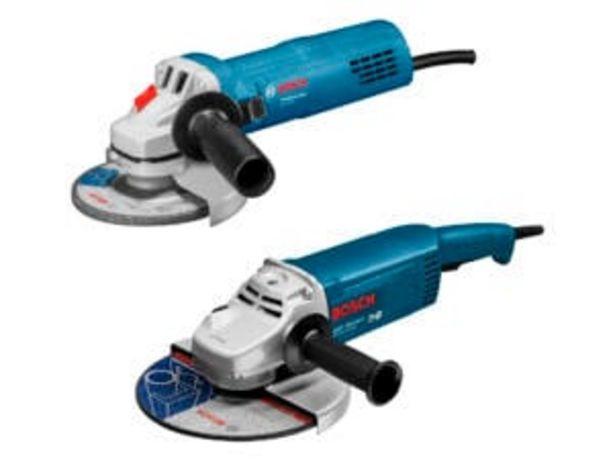 Bosch Professional GWS 20-230H + GWS 880 meuleuse d'angle offre à 159€