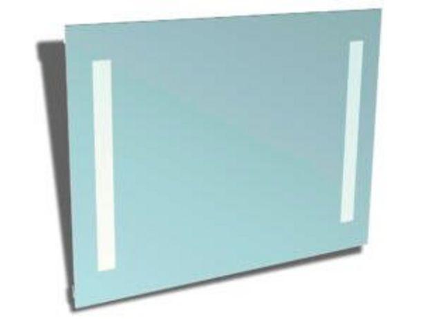 Miroir lumineux 60x45 cm éclairage LED intégré offre à 59,99€